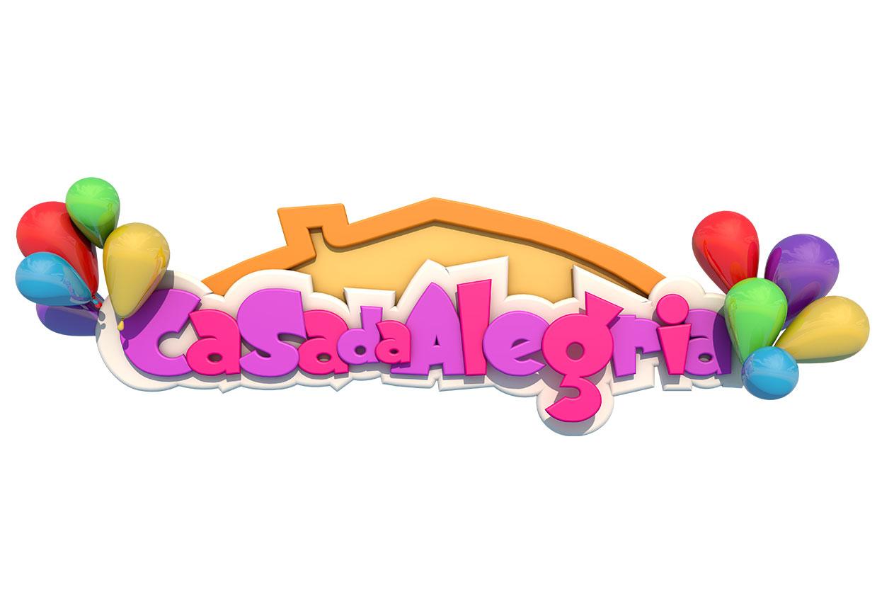 Casa da Alegria Logo